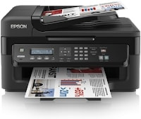 Epson WorkForce WF-2520NF Baixar Driver Windows, Mac, Linux