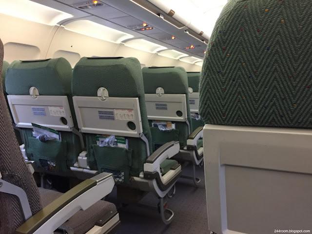 NH573エコノミークラス座席 NH573-Economyclass-seat