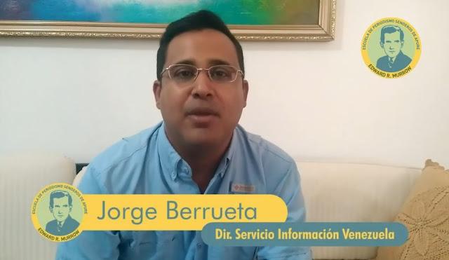 Clase Virtual de escuela de periodismo Edward Murrow de Senderos de Apure: Conozca emprendimiento de Servicio de Información Venezuela. (VÍDEO)