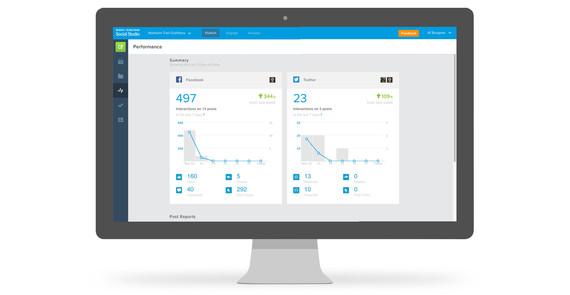Social Studio: Salesforce Marketing Cloud System