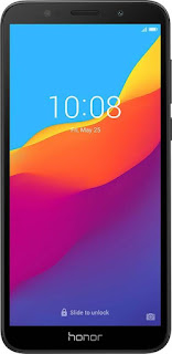 Honor 7S (Black, 16 GB)