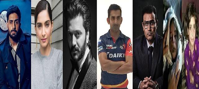 कठुआ गैंग रेप में आसिफा के स्पोर्ट में बॉलीबुड और क्रिकेटर, गंभीर बोले भारत की आत्मा का हुआ बलात्कार, शर्म आनी चाहिए उन वकीलों को