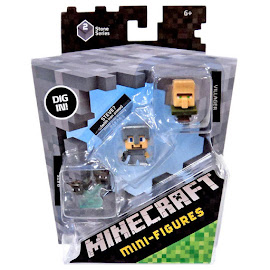 Minecraft Series 2 Steve? Mini Figure