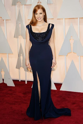 Jessica Chastain Oscars 2015