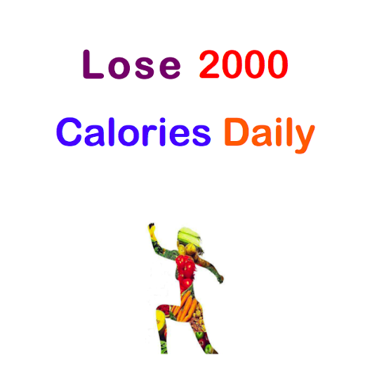 2018 Best Diet Book Lose 2000 Calories Daily eBook