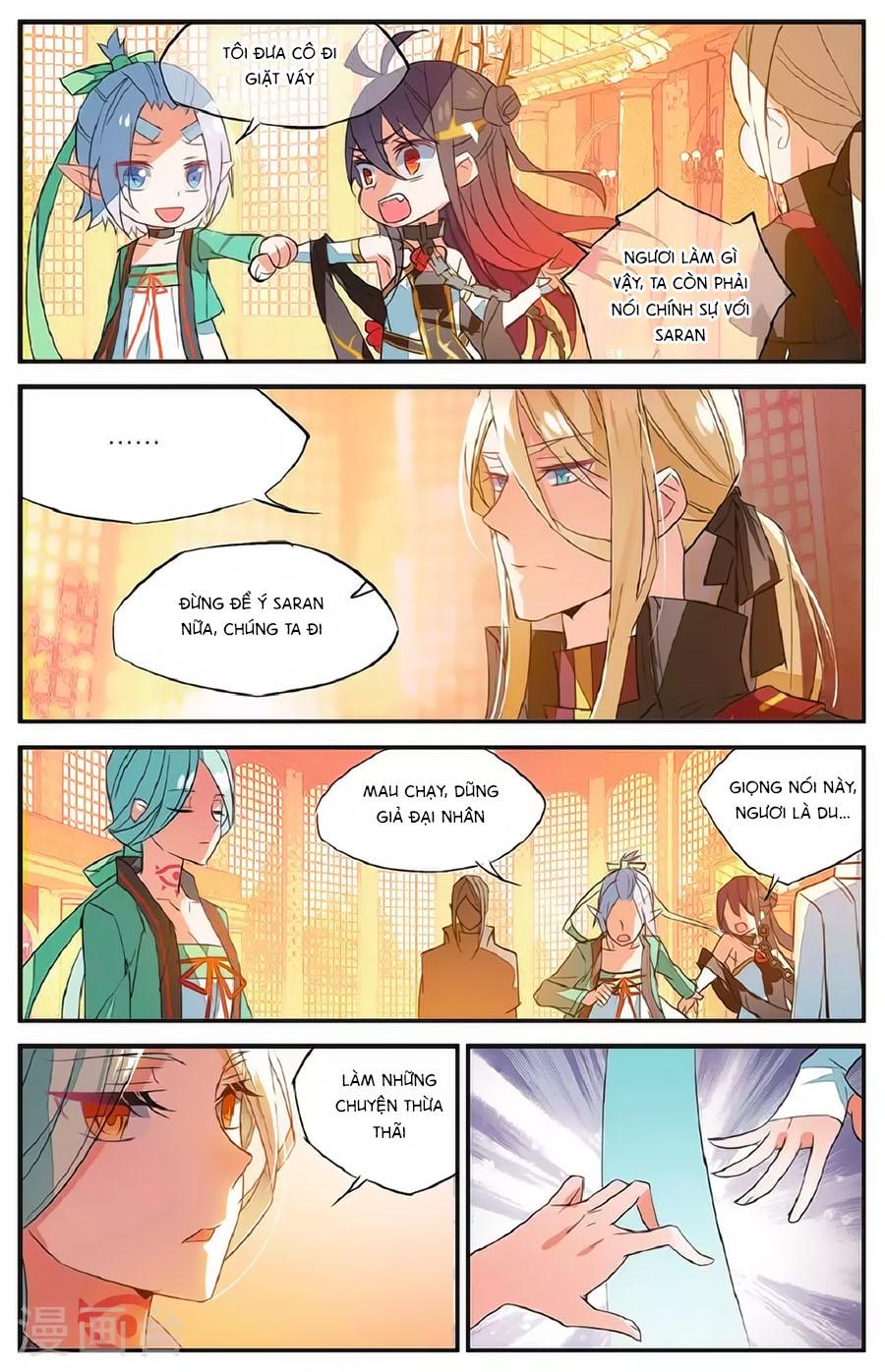 Nữ Nhân Dũng Cảm chap 61 - Trang 18