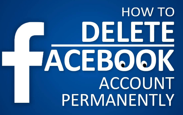 how to delete facebook your account