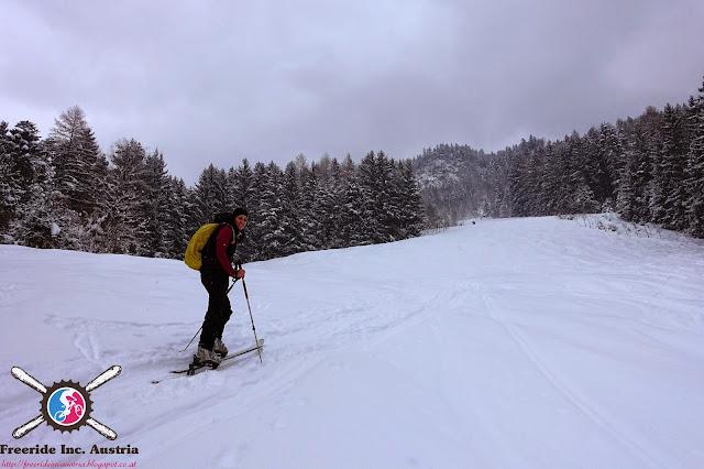 Skitouren für Einsteiger Kufstein