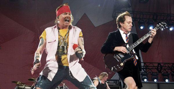 AC/DC: Ο Axl Rose και επίσημα ο νέος τους τραγουδιστής