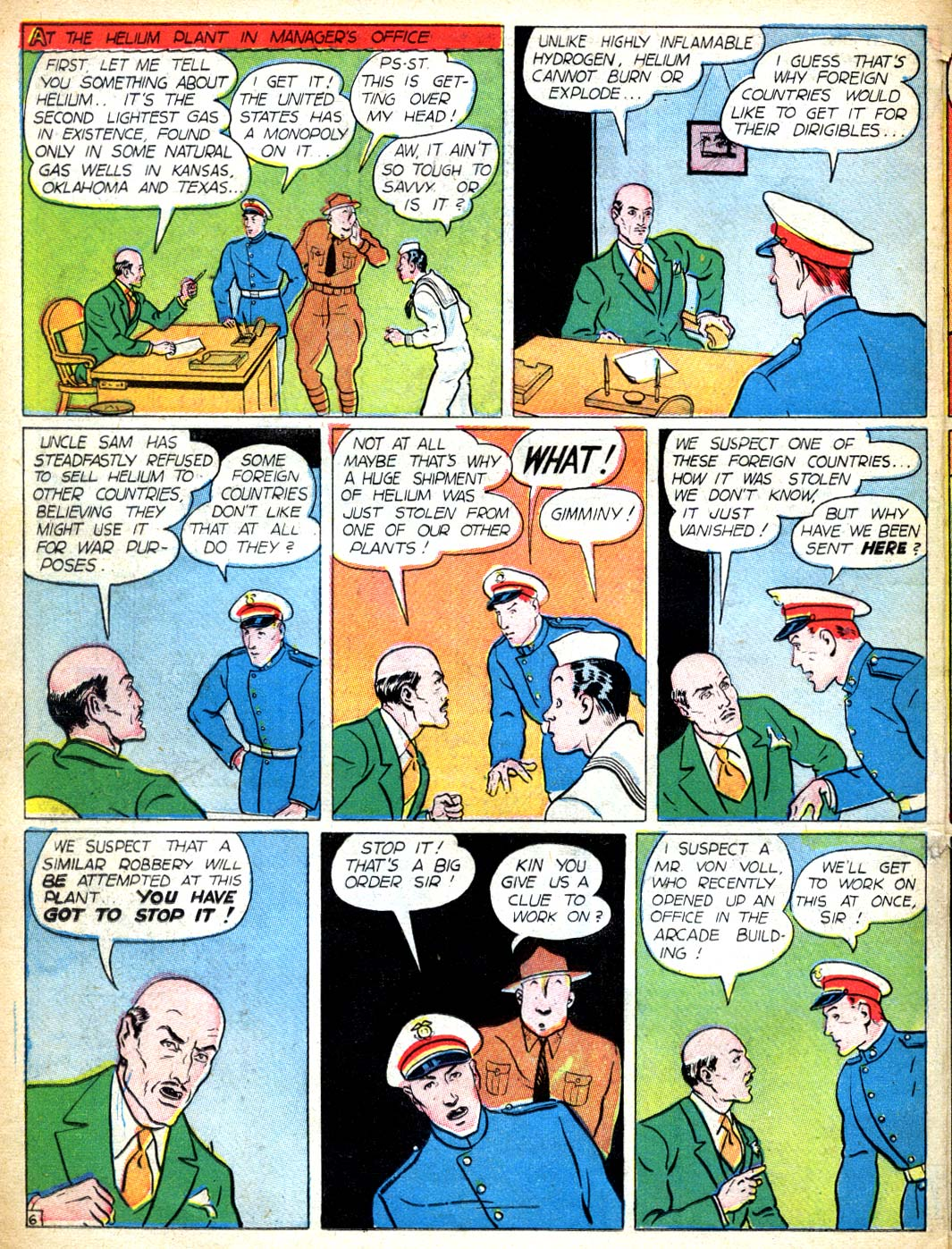 Read online All-American Comics (1939) comic -  Issue #2 - 8