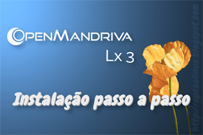 Guia de instalação do OpenMandriva Lx 3.0