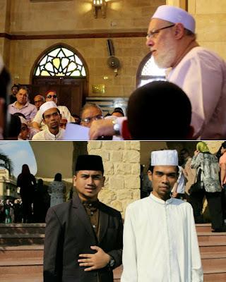 Rekam jejak retorika dan strategi dakwah Ustadz Abdul Somad Lc. MA