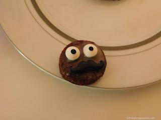 lustige Brownies