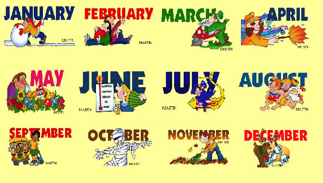 Dandroidpicks What Does Your Birth Month Say About You