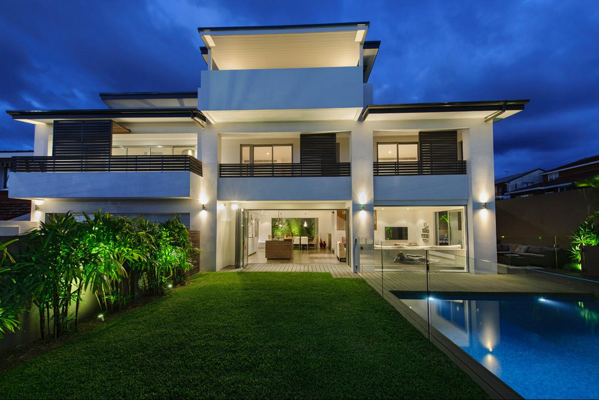 Home Design Ideas Australia: Delorme Designs: MODERN HOUSE AUSTRALIAN STYLE