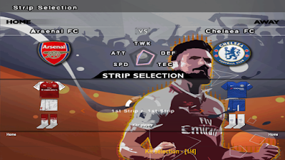 PES 6 PW Patch + Stadium Pack Season 2017/2018