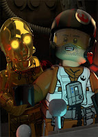 Lego Star Wars: The Resistance Rises 2016
