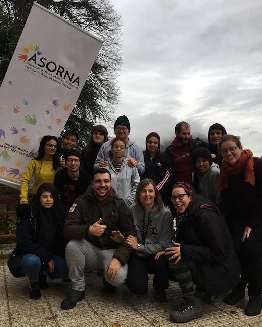 I Encuentro Juventud Sorda Navarra