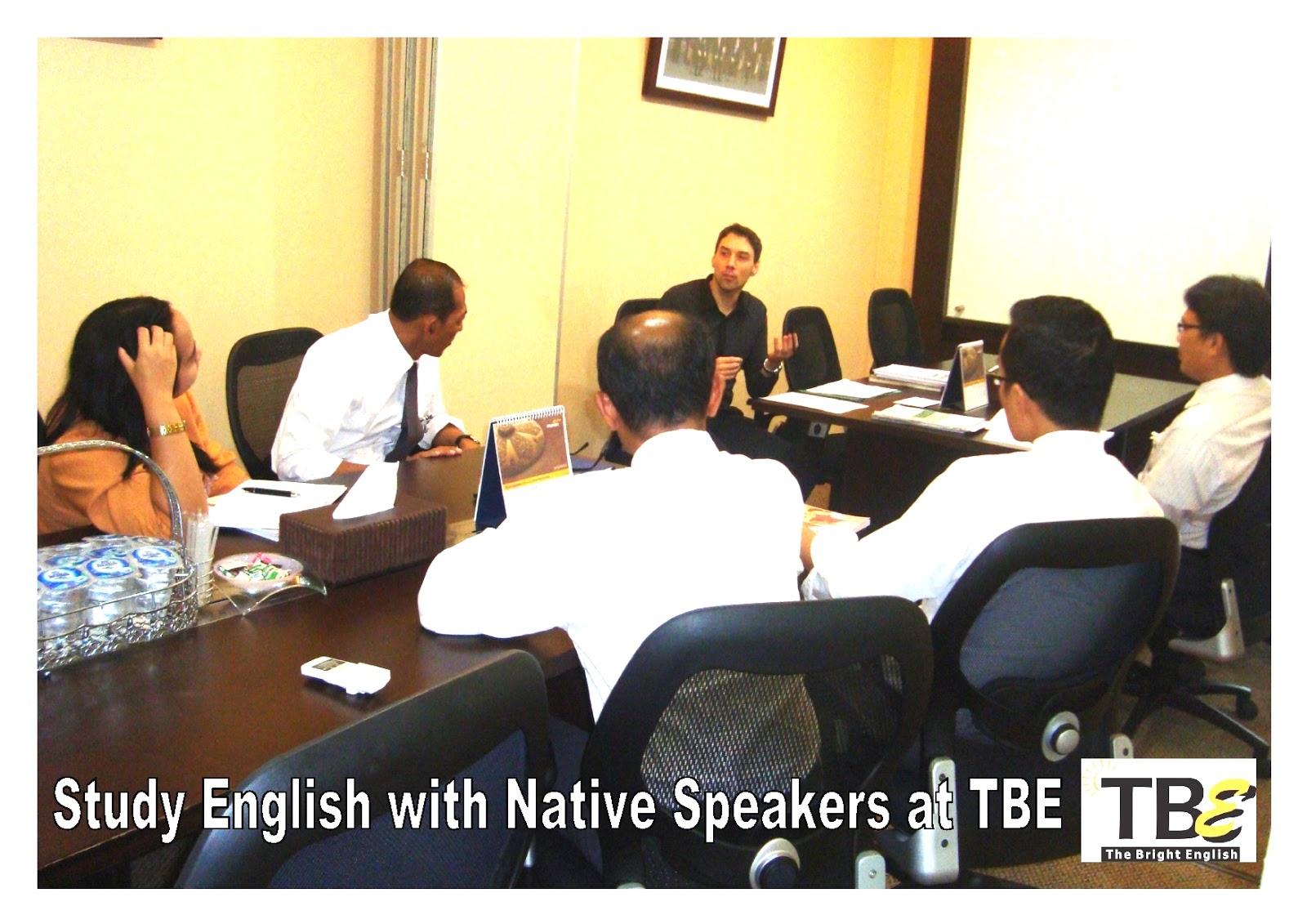 The Bright English Brightening Your English Mengapa Penting Untuk Belajar Bahasa Inggris Bersama English Native Speakers