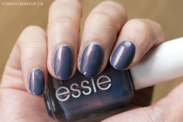 Essie Desert Mirage swatches Bluetiful Horizon