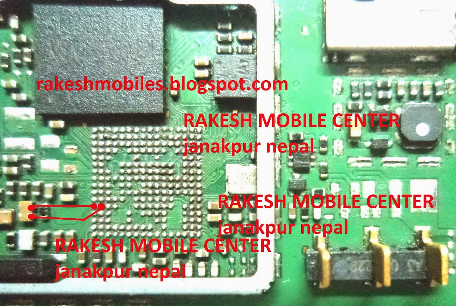 nokia 305 mic solution | Mobile Repairing Tips