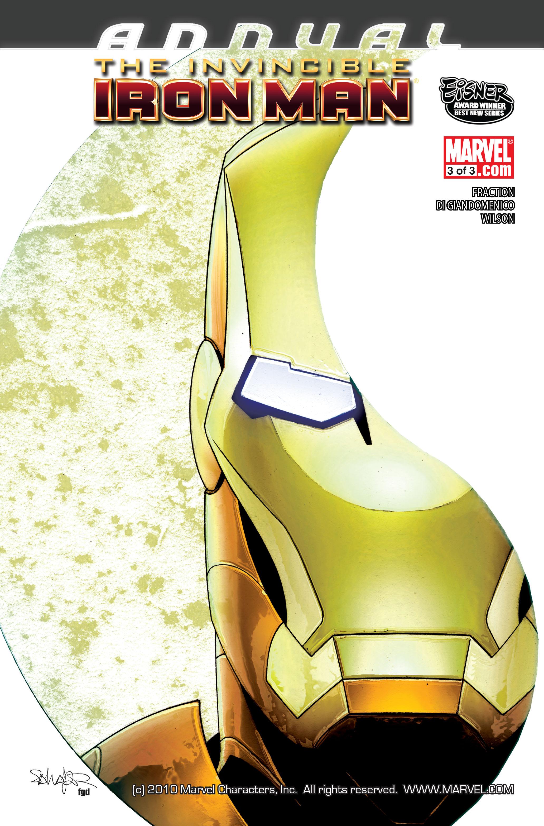 Invincible Iron Man (2008) Annual_3 Page 1