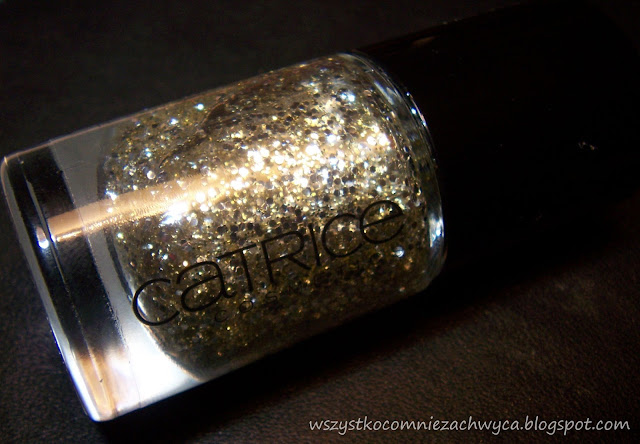 Catrice, SpectaculART, Gold Leaf Top Coat