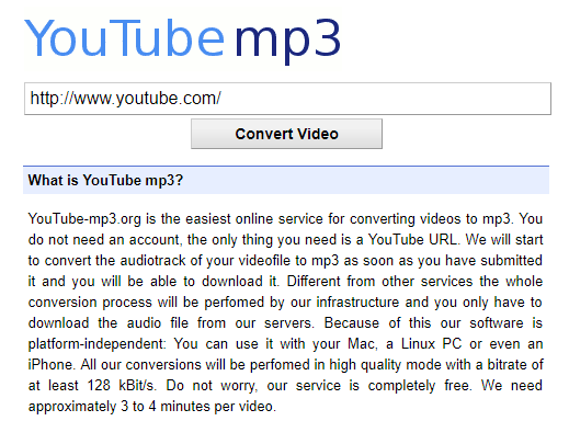 YouTube-MP3 org Is Going to Shut Down Indefinitely | Unboxing Treatment