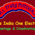 One India One Election - Advantage And Disadvantages