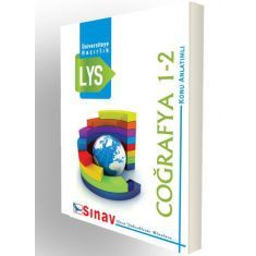 Sınav LYS Coğrafya 1-2 Konu Anlatımlı