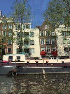 Amsterdam: Boats and Bicycles