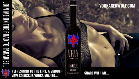 RED WOLF VODKA IS THE ORIGINAL LEADER OF THE PACK, PREMIUM & SPECIAL PREMIUM