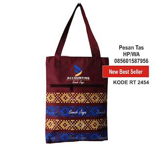 tas seminar kit batik lurik unik murah goody bag tas kanvas tas blacu tas pelatihan diklat jogja jakarta surabaya semarang bandung