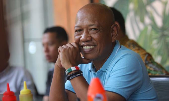Haidar Majid Solidkan Konstituen Menangkan IYL-Cakka di Makassar