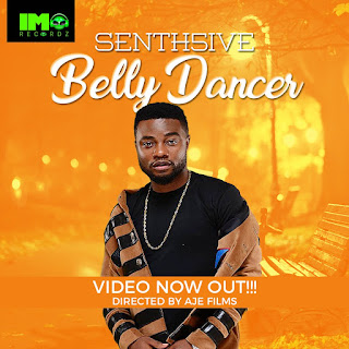 IMG 20180213 WA0001 - Imo Recordz signee Senth5 debut his first official video titled Belly Dancer directed by Aje Films