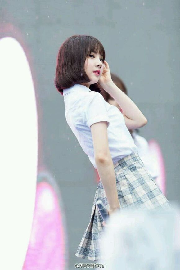 netizens compliment the new hairstyle of gfriend eunha