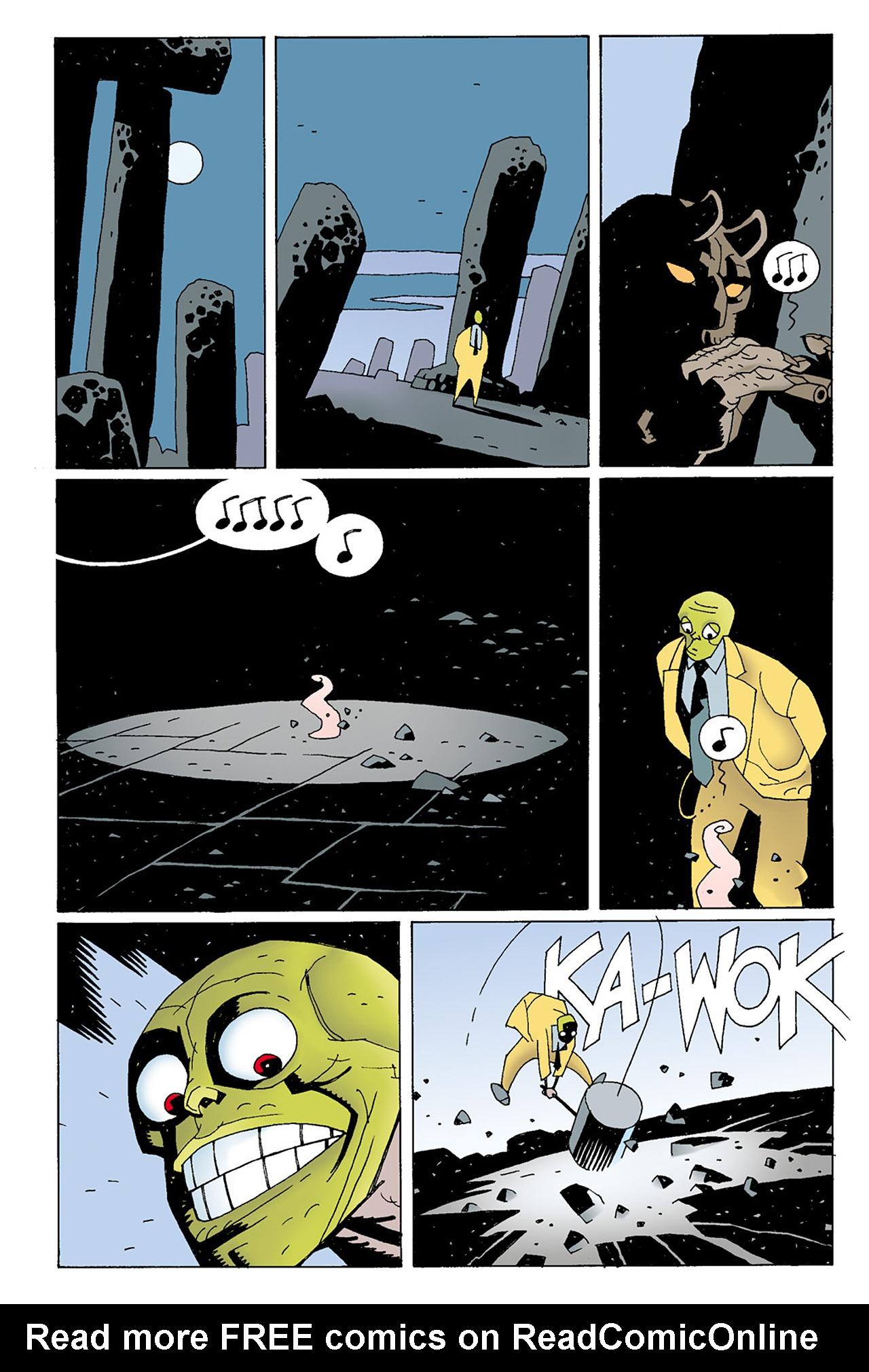 Read online Adventures Of The Mask Omnibus comic -  Issue #Adventures Of The Mask Omnibus Full - 366