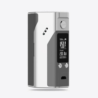 Innovative Devices ,Wismec Reuleaux RX200S !