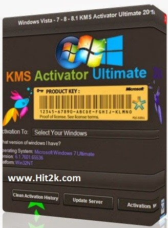 Windows KMS Activator v2.8 Ultimate 2016 Latest Is Here