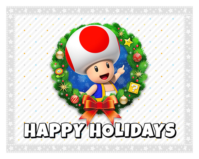 the 24 games of christmas game 22 super mario run - Merry Christmas Games