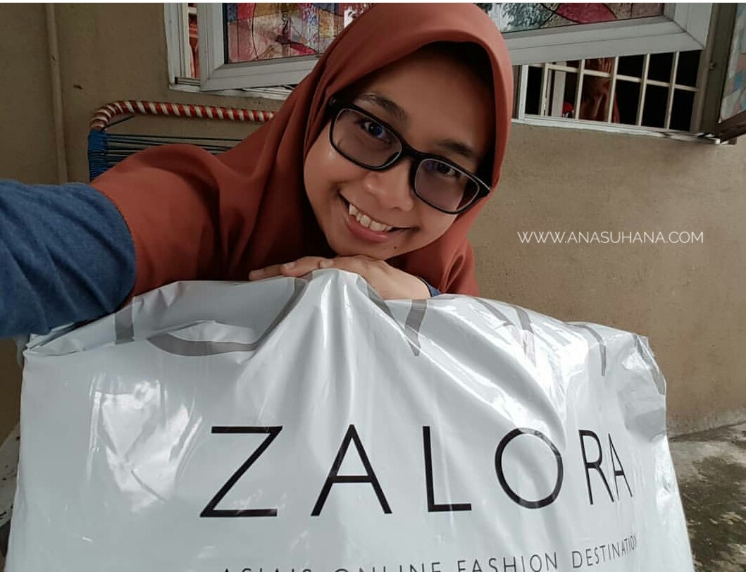 Shopping di Zalora