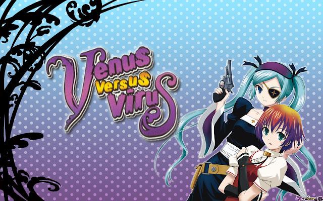 Venus versus Virus wallpaper