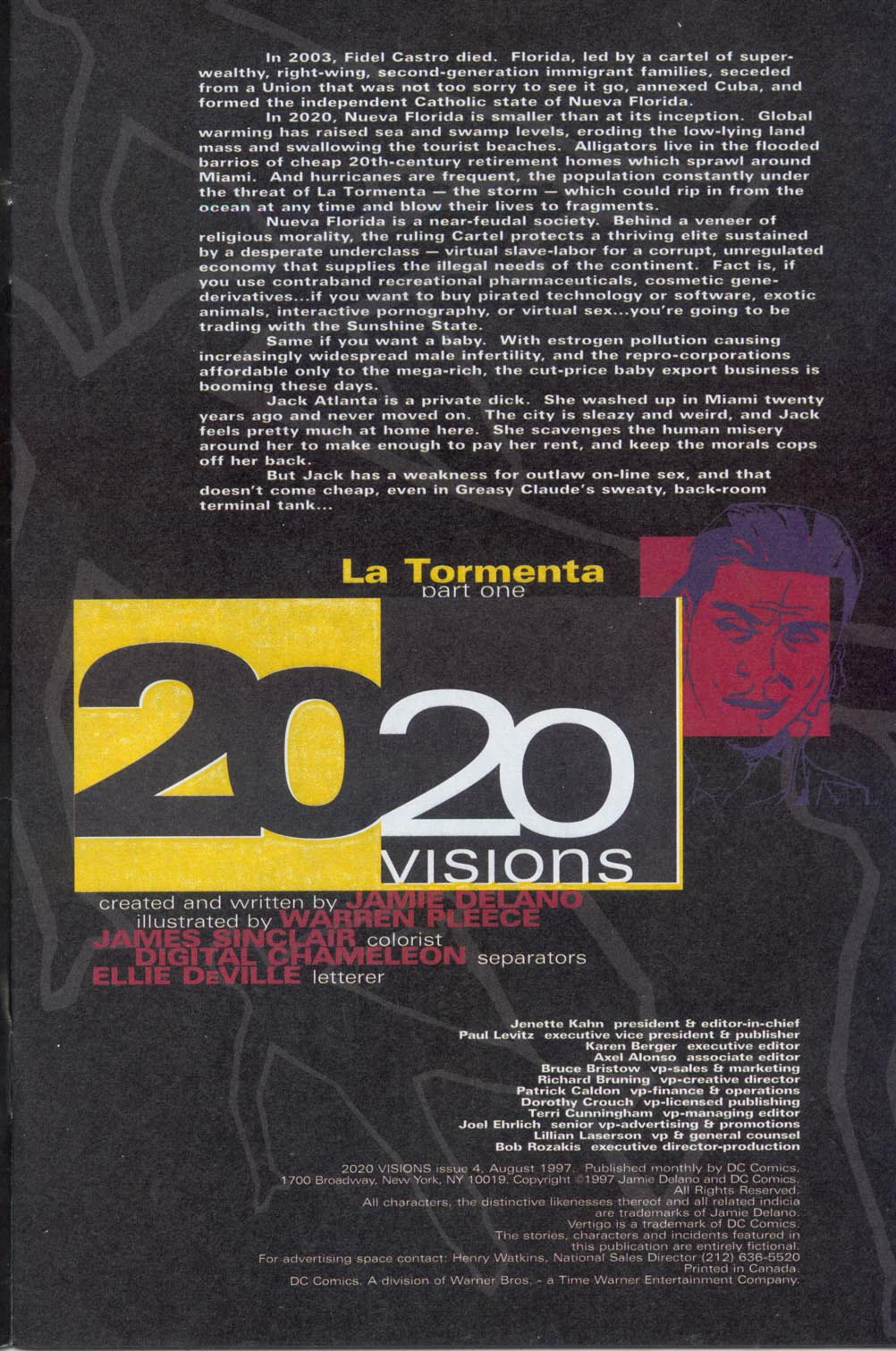 Read online 2020 Visions comic -  Issue #4 - 2