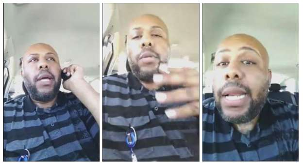 Manhunt in Cleveland After Video of Killing Posted to Facebook (Videos)
