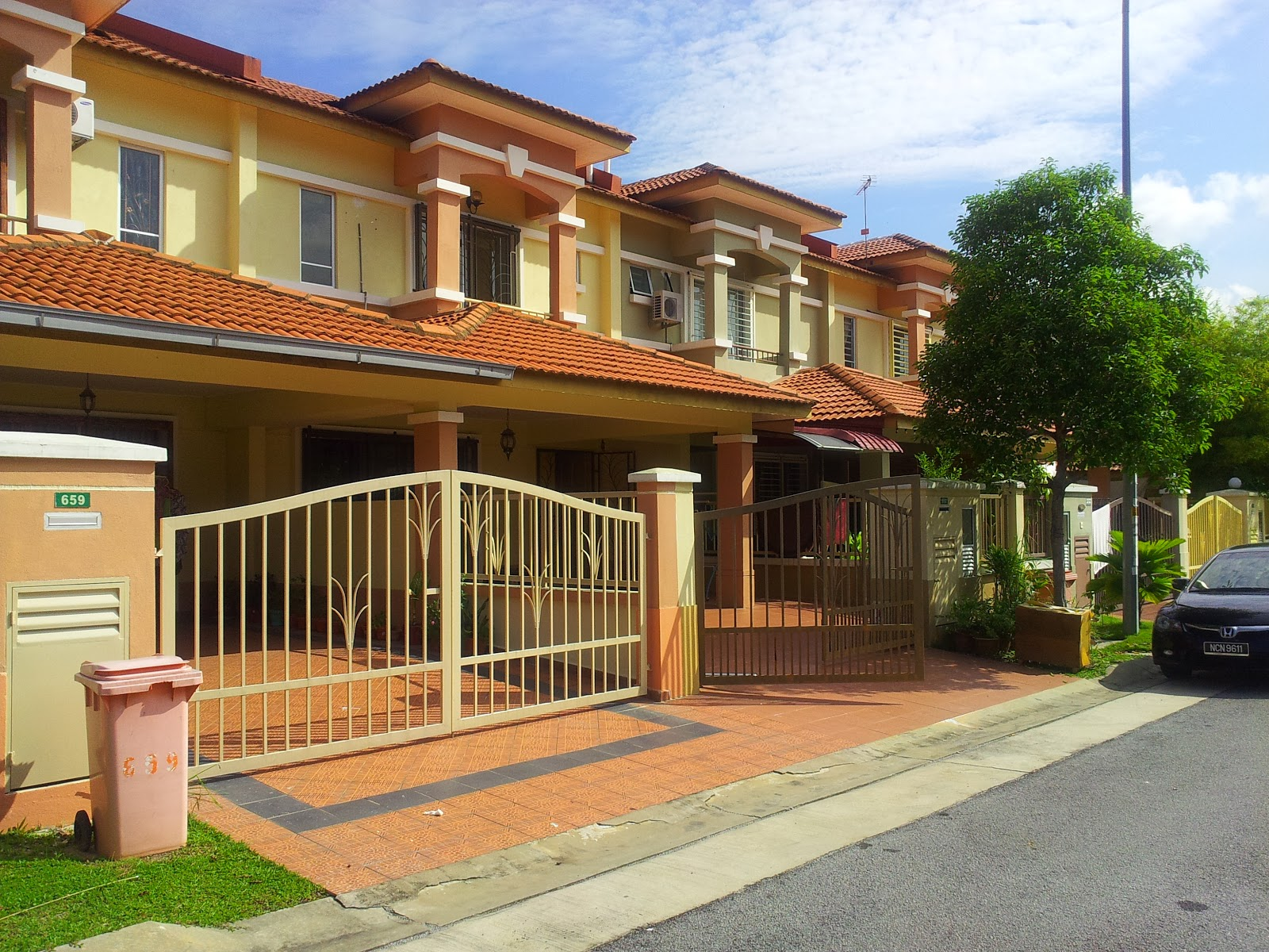 Rumah Untuk Di Jual Beli Dari Broker Hartanah Berdaftar Teres 2