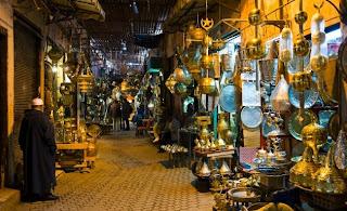 De viajeros por Marrakech 37