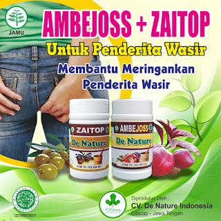 Paket Ambejoss & Zaitop