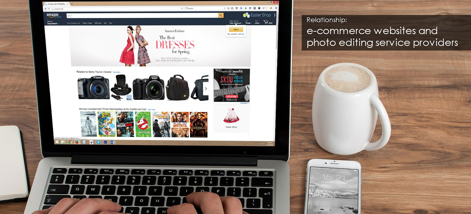 photo editing service for websites