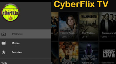 CyberFlix TV APK (Latest Download Links) for Android