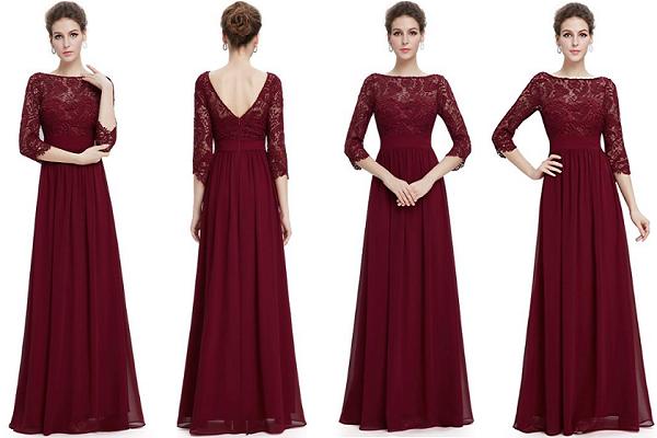 Jual Dress Gaun Pesta Yang Elegan Dan Model Terbaru